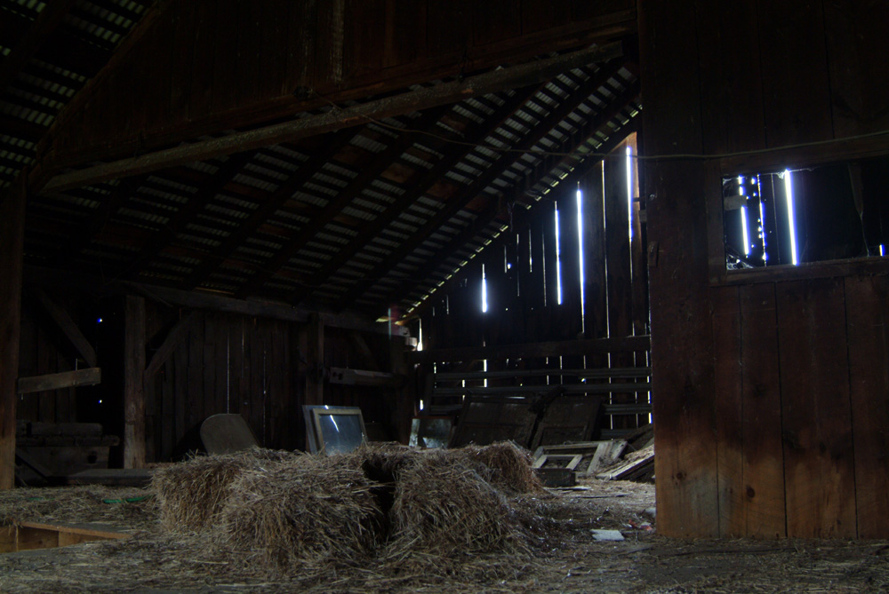 Interior Of Upper Floor One The Barns