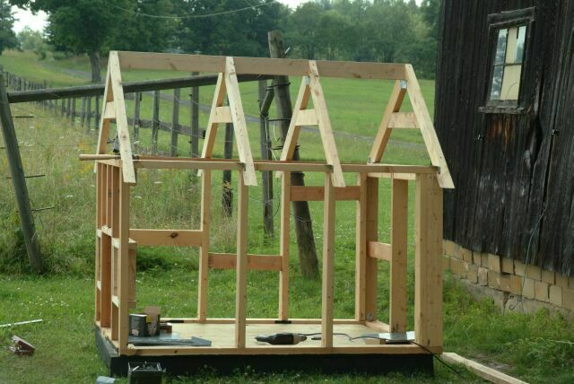 Building a dog house Build a house online